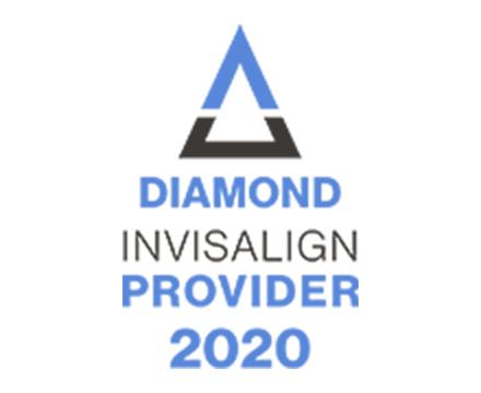当院はインビザラインダイヤモンドプロバイダーです