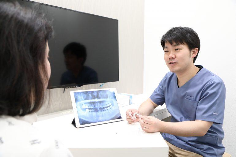 大阪のHANA Intelligence 歯科•矯正歯科では、矯正相談が無料です。